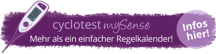 cyclotest mySense ist mehr als ein Regelkalender.