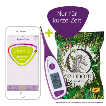 Bundle cyclotest mySense & einhorn Kondome