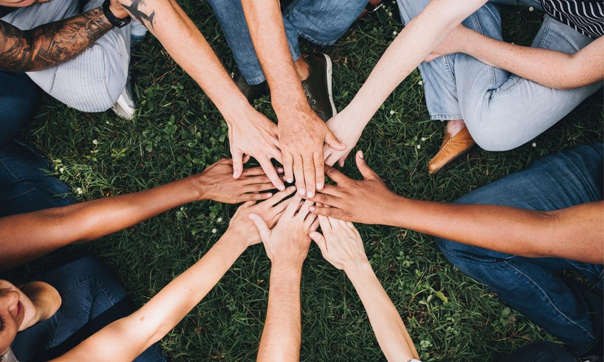Selbsthilfegruppen helfen gemeinsam