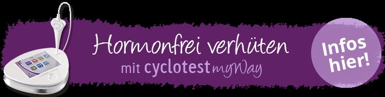 hormonfrei verhüten mit cyclotest myWay
