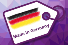 """Der Zykluscomputer cyclotest myWay wurde in Deiutschland entwickelt. Hergestellt wird der Monitor im baden-württembergischen Wertheim, """"Made in Germany"""" also."""