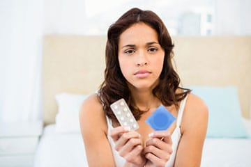 Natürliche Verhütung eignet sich besonders für Frauen, die unter den Nebenwirkungen der Pille leiden.
