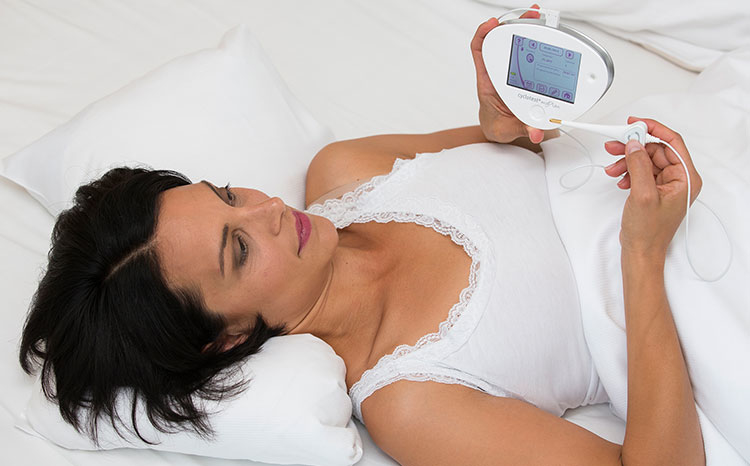 Durch die präzise Ermittlung der fertilen Phase kann man mit der Anwendung von cyclotest myWay nach Absetzen der Pille schneller schwanger werden.