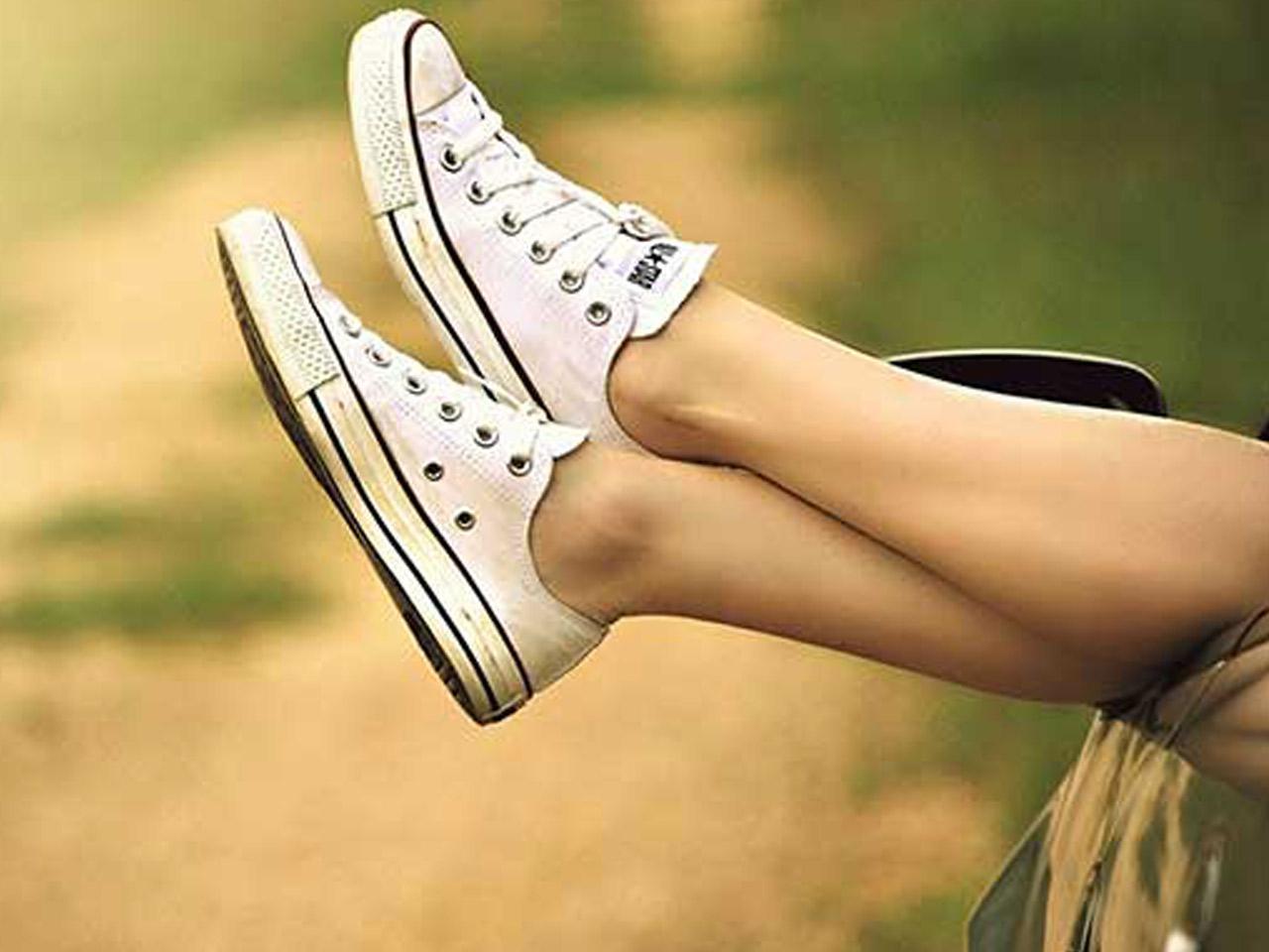 Gesunde Beine sind nicht selbstverständlich wenn Frauen unter Thrombophilie leiden.